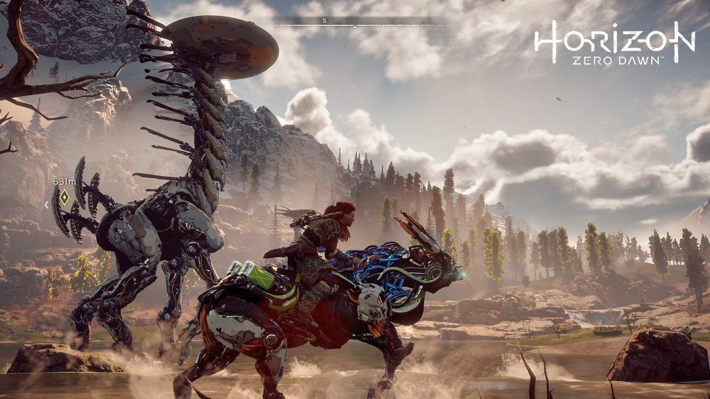 بازی Horizon: Zero Dawn