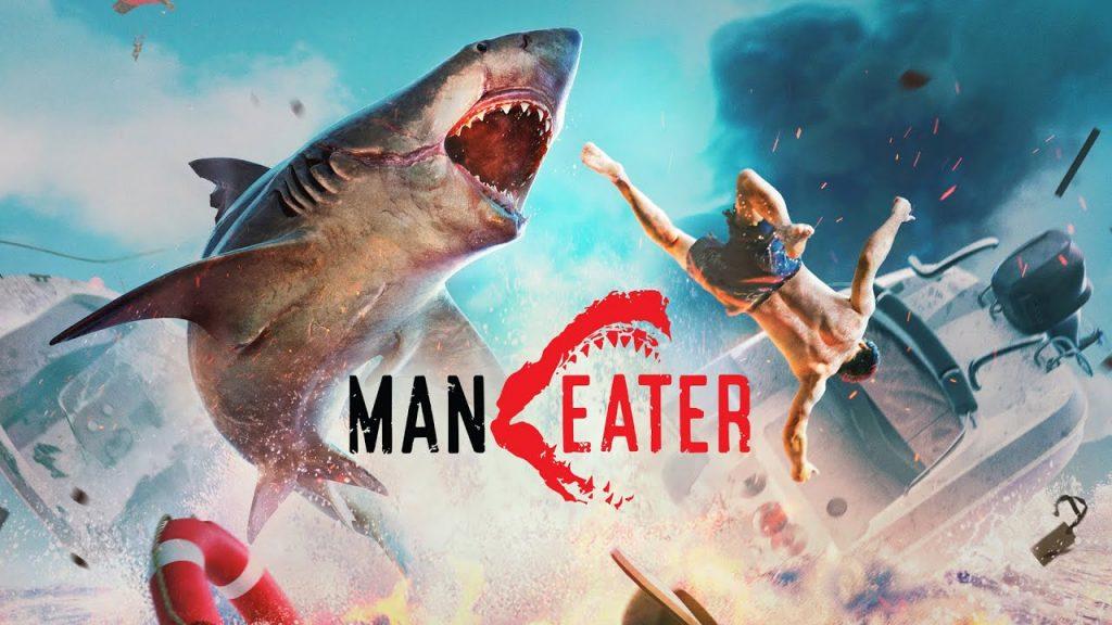 بازی Maneater