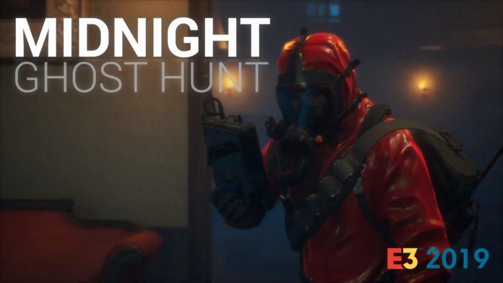 بازی Midnight Ghost Hunt