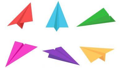 Photo of آموزش ساخت اوریگامی انواع هواپیما و موشک – Origami Plane