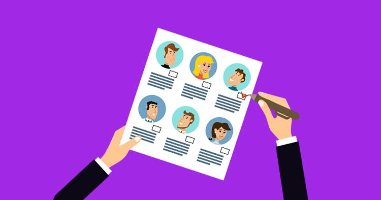 رزومه حرفه ای برای کارفرمایان