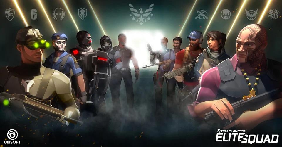 بازی موبایل Tom Clancy's Elite Squad