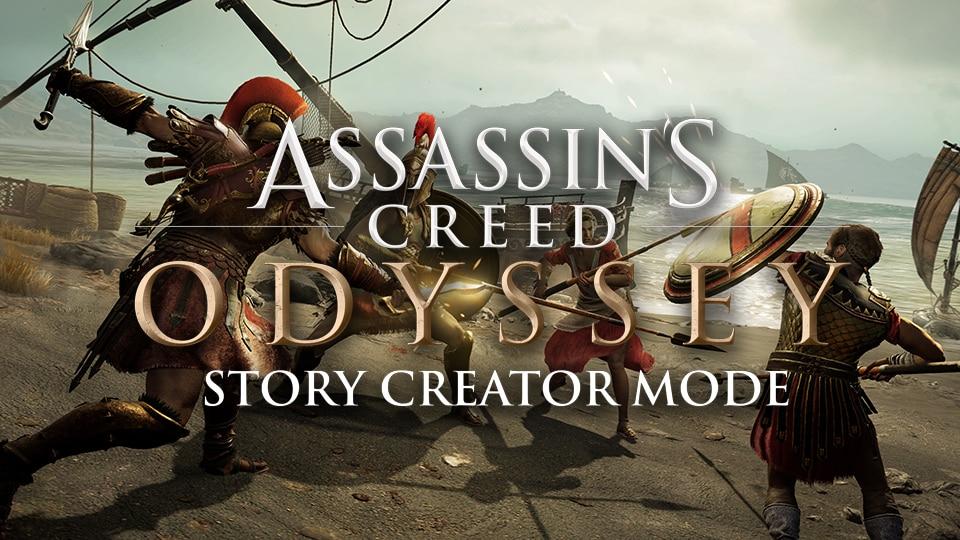 آپدیت جدید Assassin's Creed Odyssey