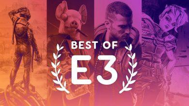 Photo of لیست برندگان نمایشگاه E3 2019 – برترین های هر دسته مشخص شدند