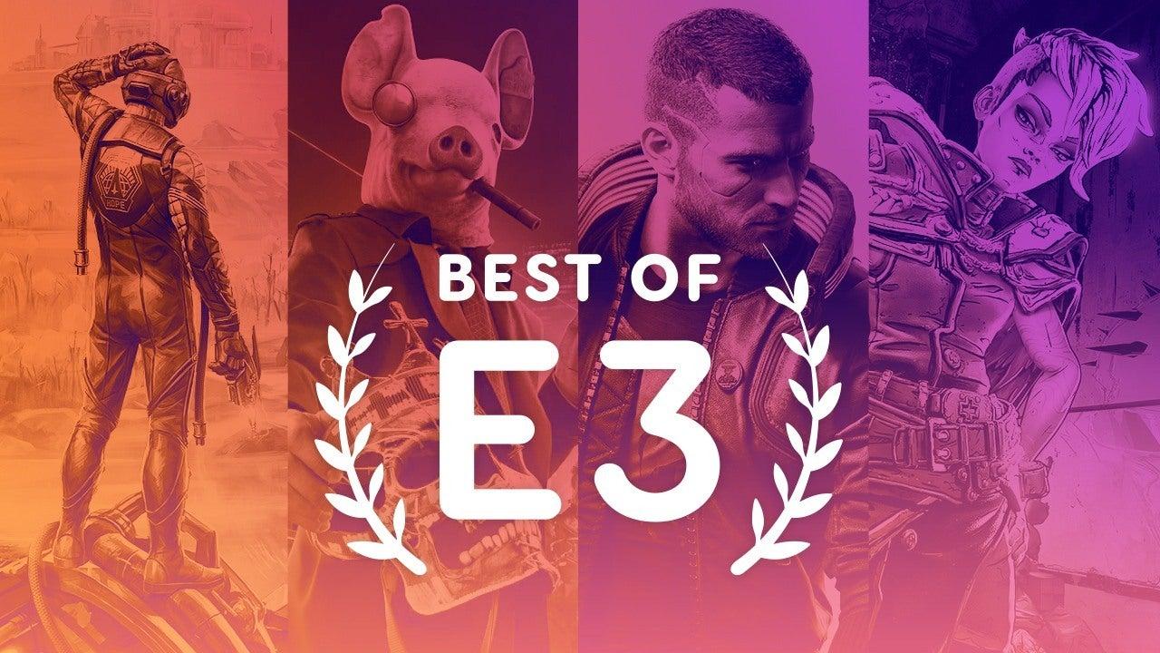 لیست برندگان نمایشگاه E3 2019