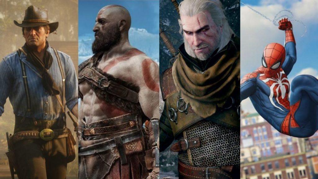 بهترین بازی های PS4 تا سال 2019