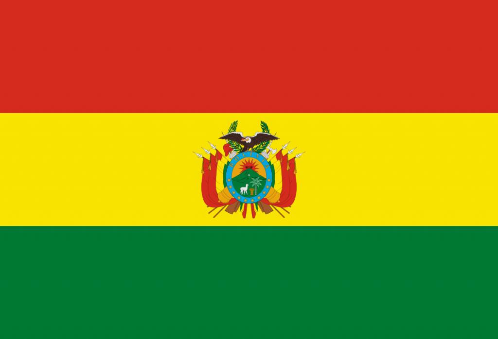پرچم بولیوی