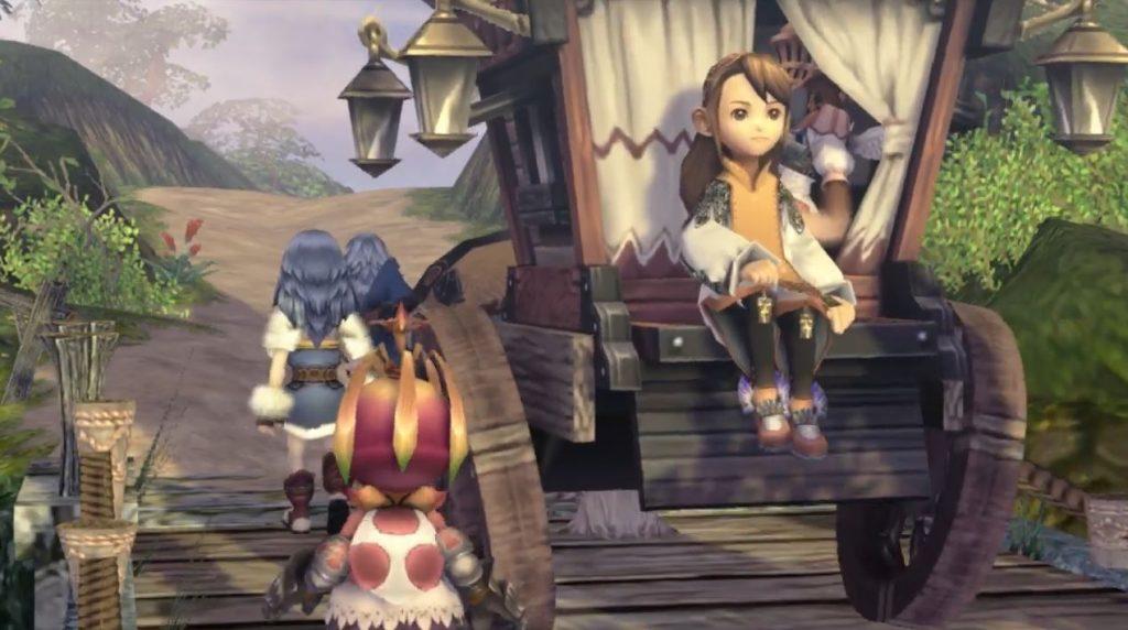 بازی Final Fantasy Crystal Chronicles