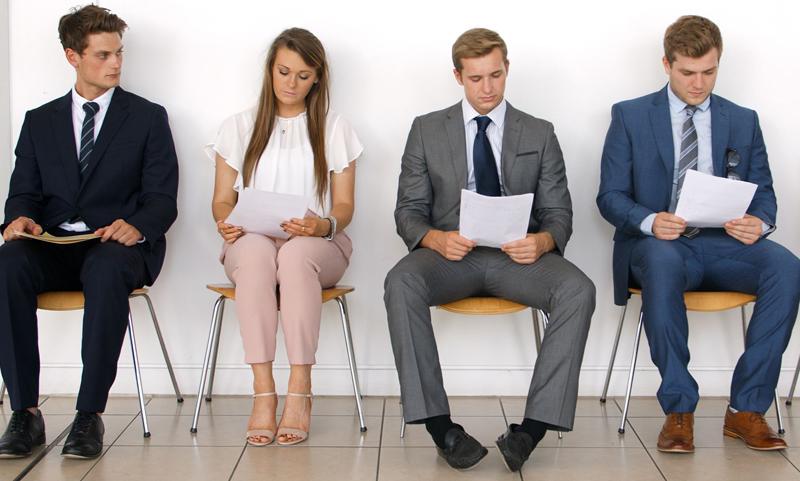 مصاحبه شغلی جدید