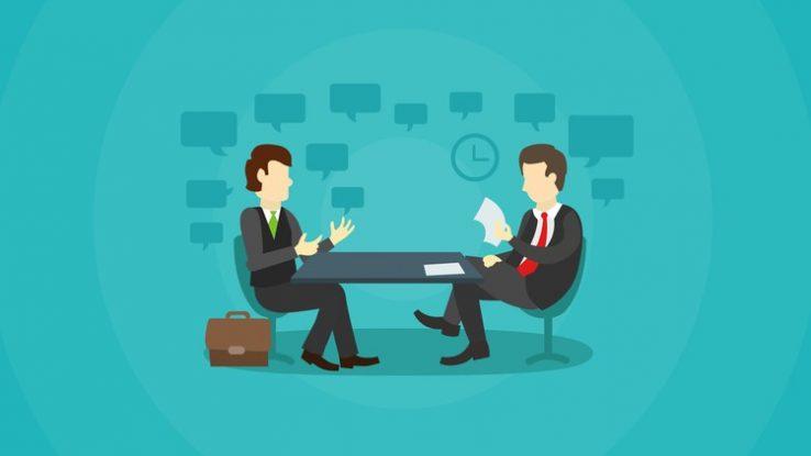مصاحبه شغلی موفقیت آمیز