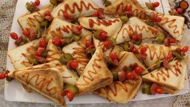 Photo of طرز تهیه اسنک قارچ و پنیر + فیلم دستور پخت اسنک پیتزایی