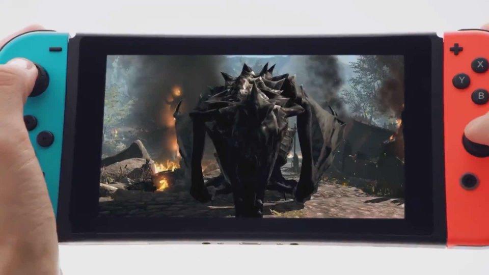 Elder Scrolls: Blades در نینتندو سوئیچ