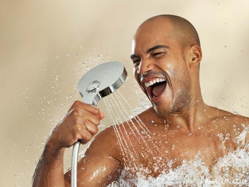 حمام آب داغ