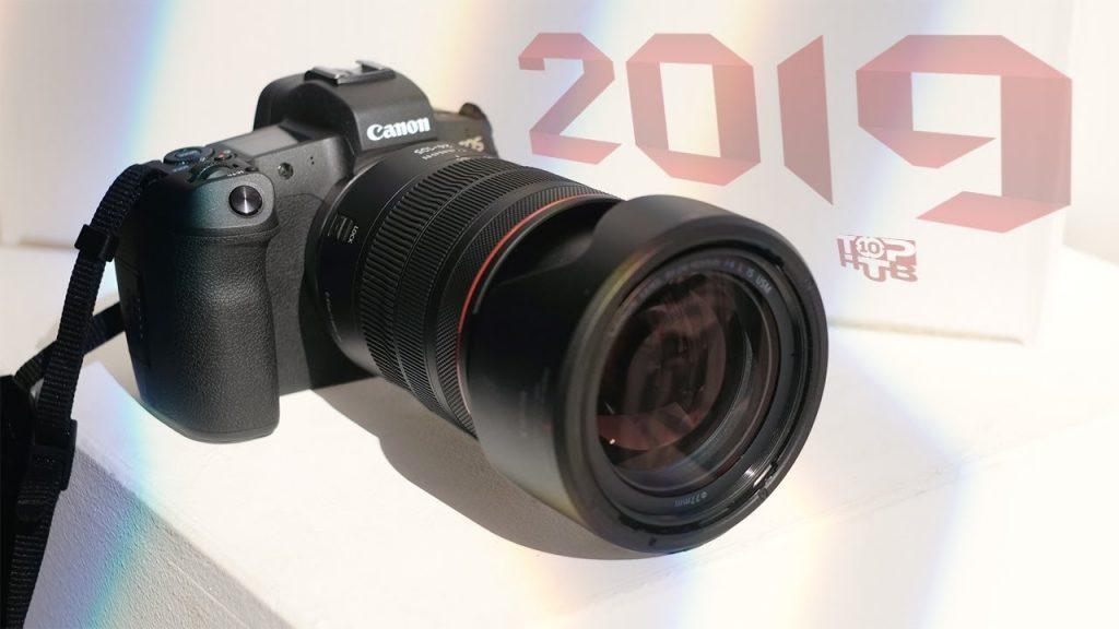 بهترین دوربین های عکاسی سال 2019