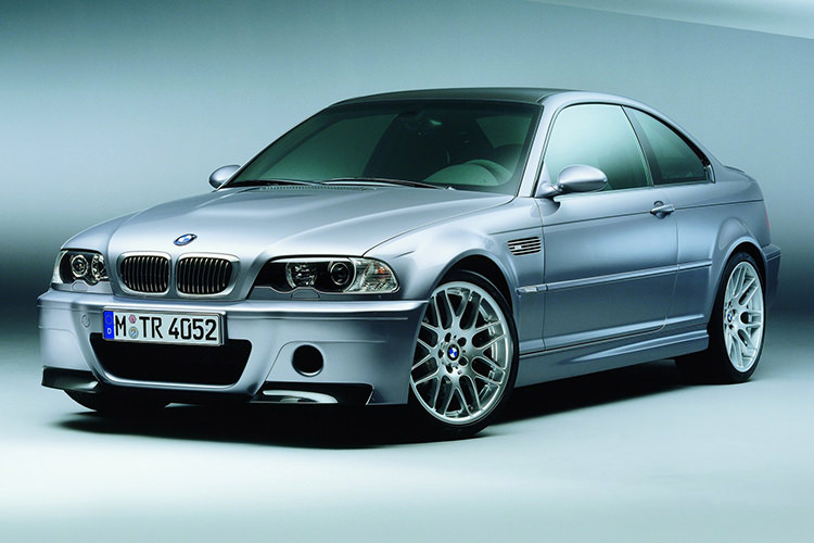 بی ام و BMW M3 CSL