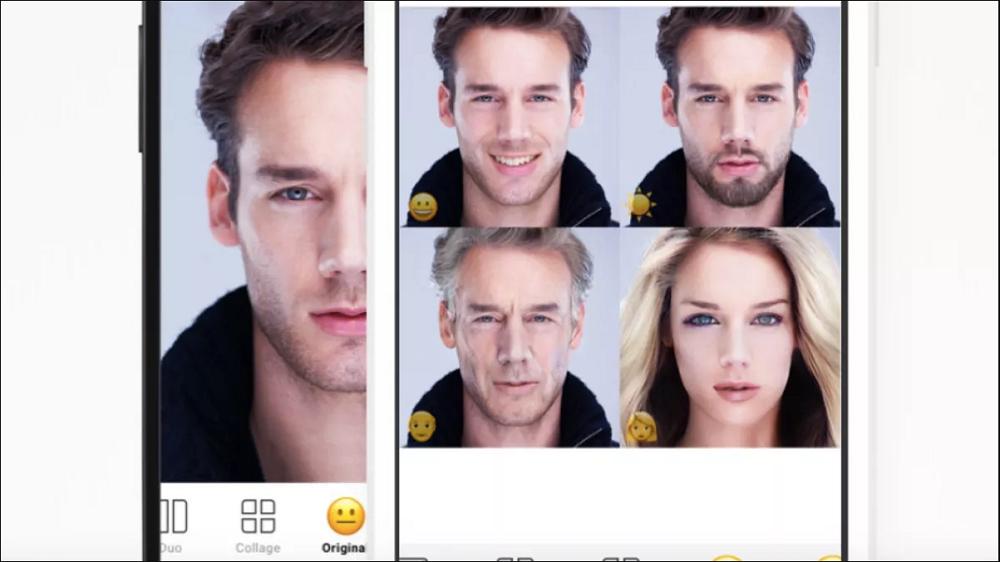 برنامه تغییر چهره