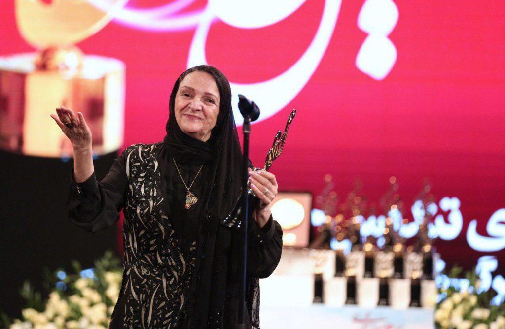 برنده های تندیس جشن حافظ