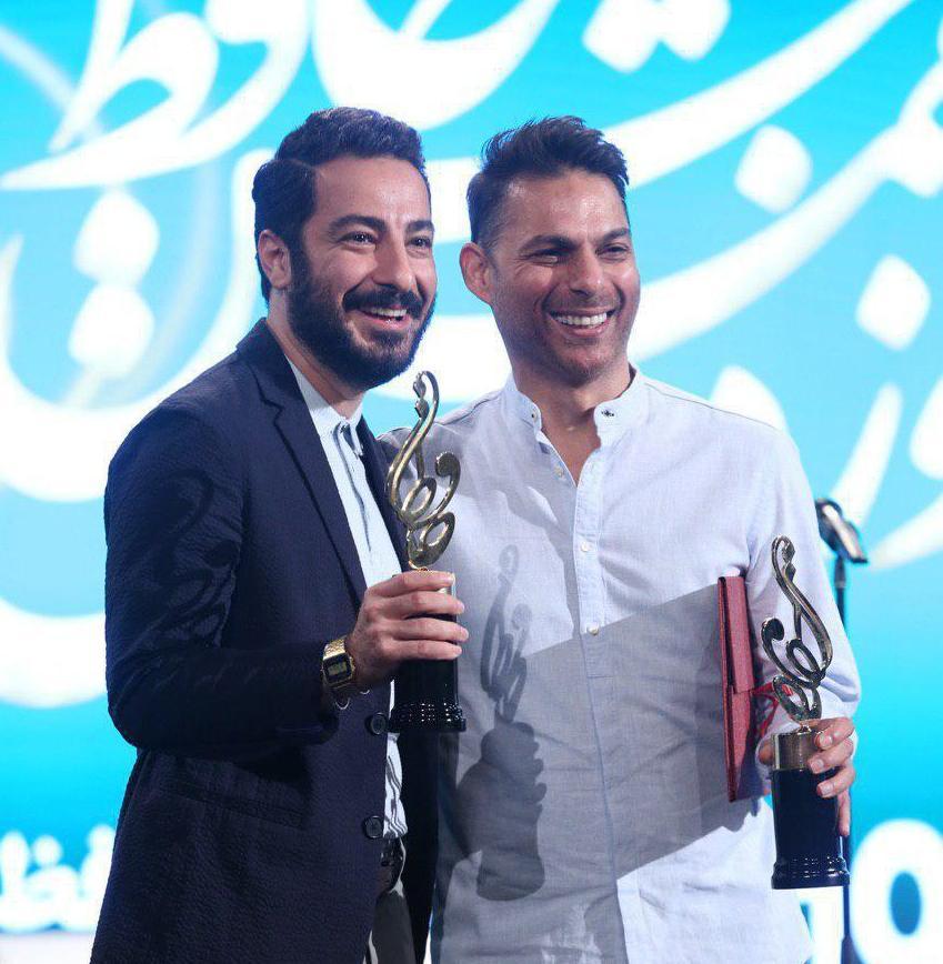 بهترین بازیگران مرد جشن حافظ