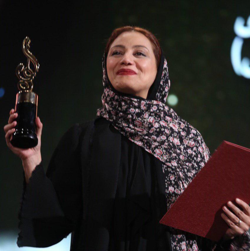 بازیگران زن جشن حافظ
