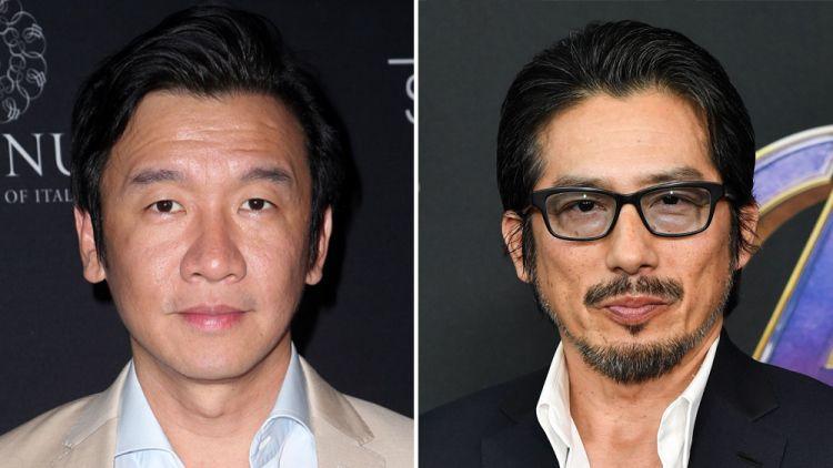 بازیگران نقش های اسکورپین و شنگ سونگ در فیلم مورتال کمبت
