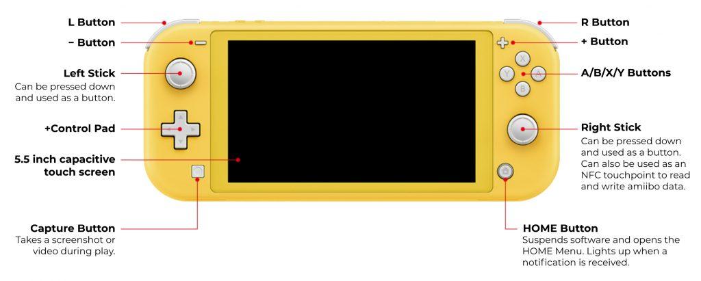 کنسول نینتندو سوییچ لایت - Nintendo Switch Lite