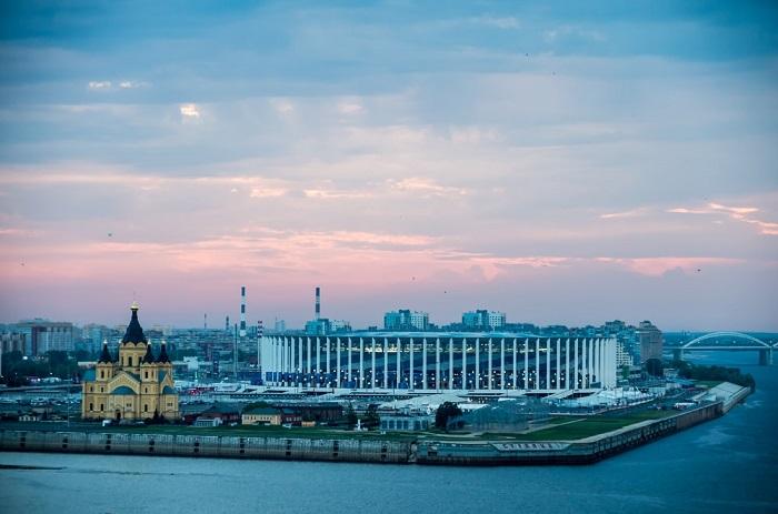 شهر نیژنی نووگورود