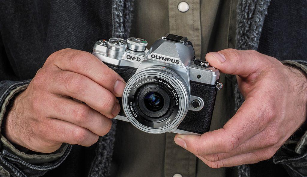 دوربین عکاسی Olympus OM-D E-M10 Mark III