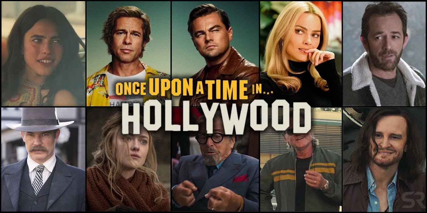 نقدها و نمرات فیلم Once Upon a Time in Hollywood