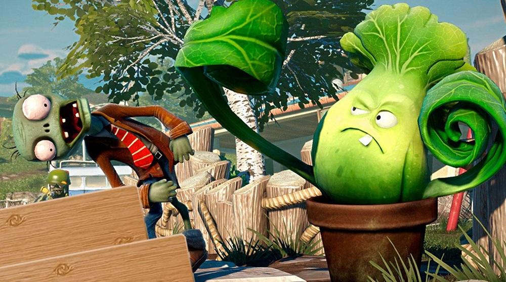 بازی Plants vs Zombies 2