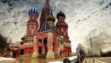 تصویر جاذبه های گردشگری روسیه برای تورهای تابستانی 98 کدامند ؟
