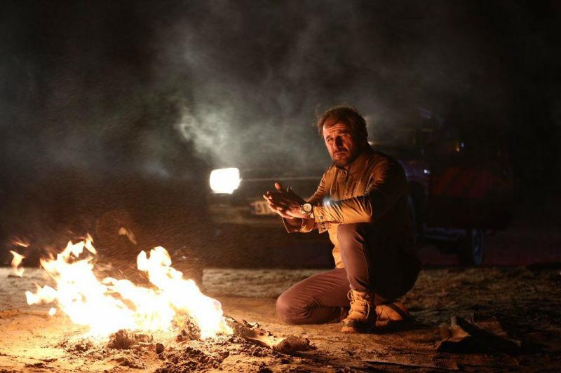 تصاویر فیلم شعله ور