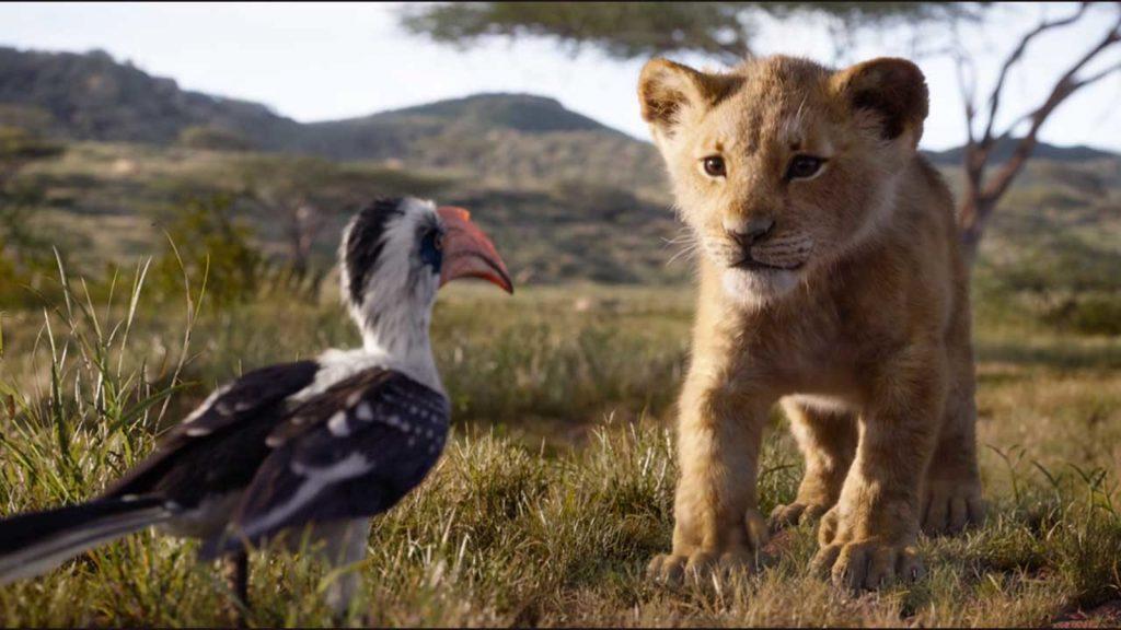 فیلم شیر شاه - The Lion King