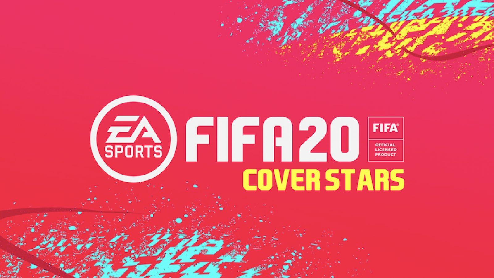 کاور بازی فیفا 20 - FIFA 20