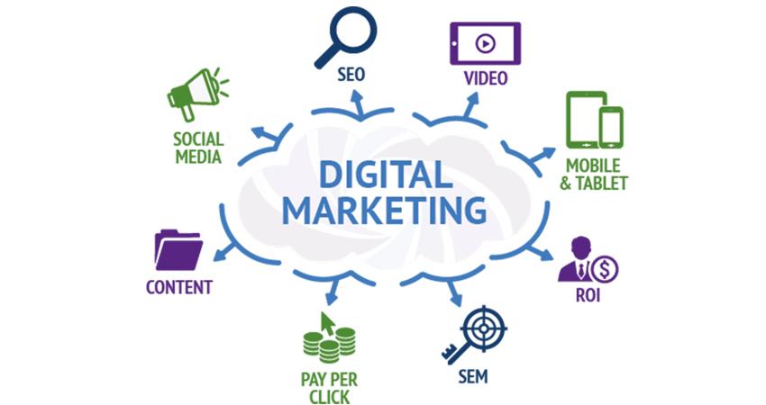 بازاریابی دیجیتال چیست ؟