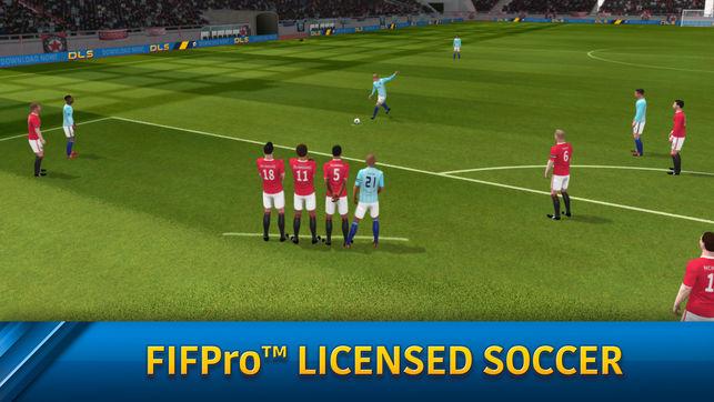 گیم پلی Dream League Soccer