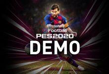 Photo of کاور رسمی و دموی بازی eFootball PES 2020 منتشر شد + [تمام جزییات بازی]