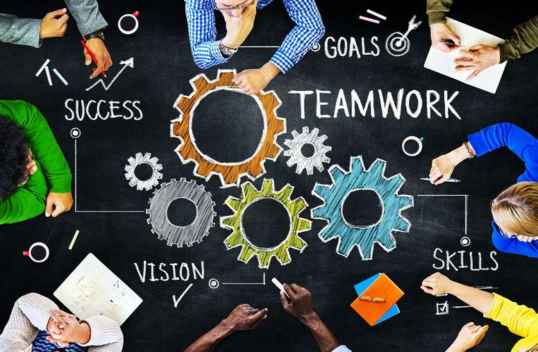 تشکیل تیم استارتاپی قوی