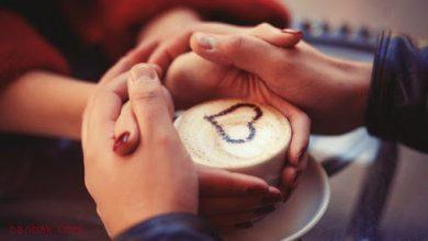 تصویر متن عاشقانه کوتاه ❤️، جملات رمانتیک و احساسی عشقولانه