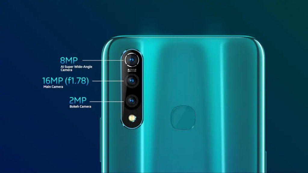 گوشی ویوو Z1 Pro