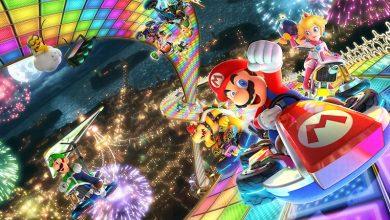 تصویر جدول فروش هفتگی بریتانیا : Mario Kart 8 Deluxe صدر را پس گرفت
