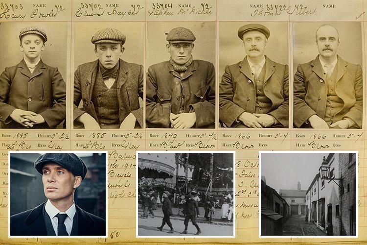 معرفی و بررسی سریال پیکی بلایندرز - Peaky Blinders