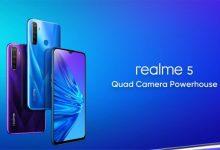 گوشی های ریلمی 5 ( Realme 5 ) و ریلمی 5 پرو ( Realme 5 Pro )