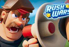 Photo of دانلود بازی Rush Wars راش وارز ، سوپربازی کمپانی سوپرسل