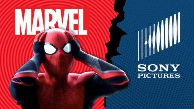 تصویر احتمال جدایی اسپایدرمن (مرد عنکبوتی) از دنیای سینمایی مارول !