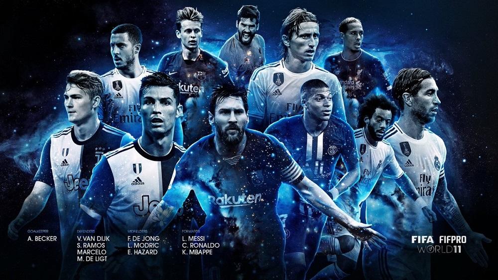 تیم منتخب مردان