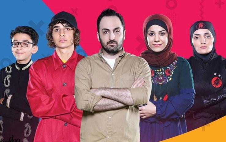شرکت کنندگان فینال فصل اول عصر جدید