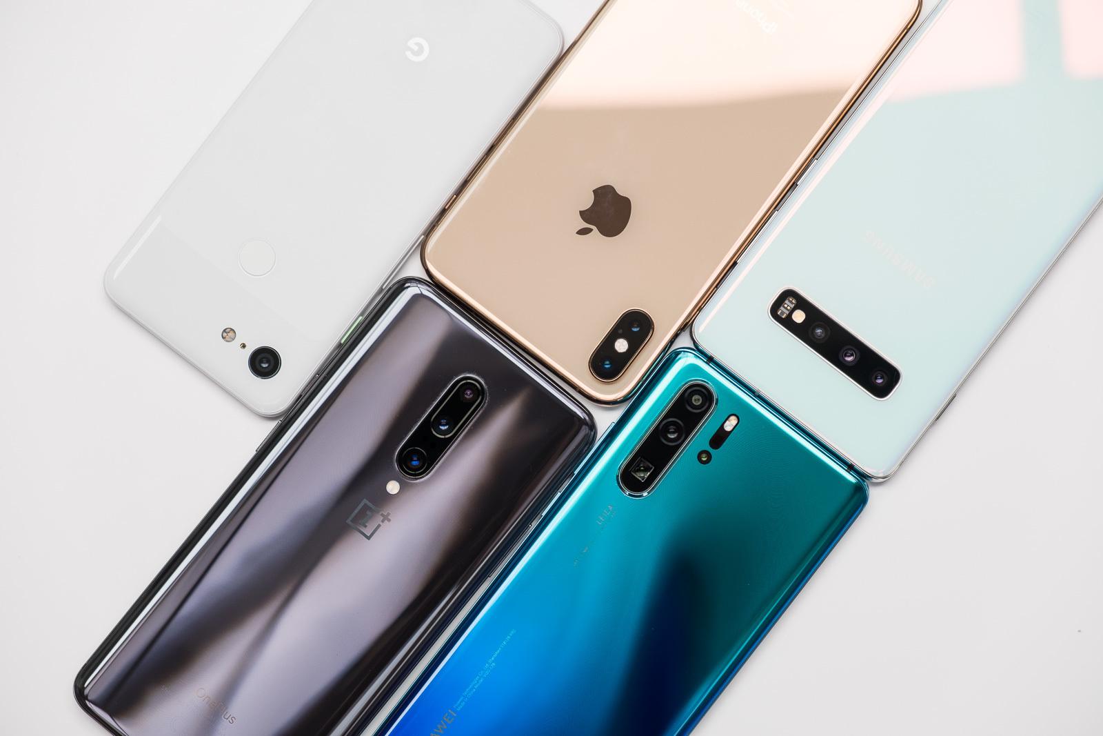 بهترین دوربین گوشی ها در سال 2019