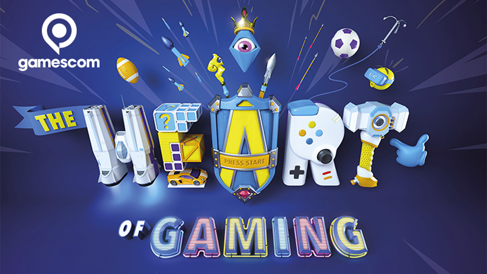 نمایشگاه گیمزکام 2019 - Gamescom 2019