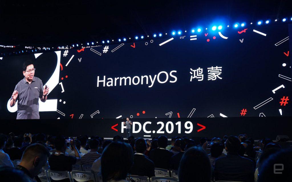 HarmonyOS سیستم عامل اخصاصی هواوی