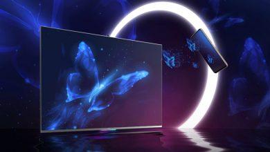 تصویر تلویزیون هوشمند آنر ویژن مبتنی بر سیستم عامل هارمونی معرفی شد